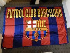 BARCELONA LARGE FLAG