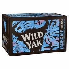 Matilda Bay Wild Yak Pacific Ale 345ml Beer - 24 Pack