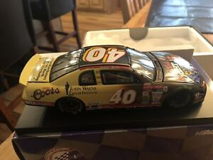 Action Sterling Marlin #40 Coors Light John Wayne 99' Chev. Monte Carlo 1:24