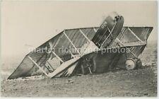 Farman HF.20 1724 Biplane Crash Photo, HB710