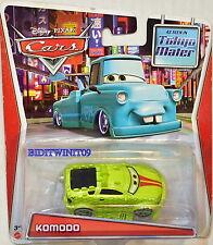 DISNEY PIXAR CARS TOKYO MATER - KOMODO