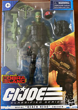 GI JOE Classified Beach Head Sneeden TARGET EXCLUSIVE- IN HAND/Ready to Ship