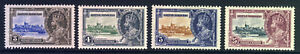 BRITISH HONDURAS King George V 1935 The Silver Jubilee Set SG 143 to SG 146 MINT