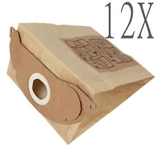 12X Vacuum Cleaner Bag For Karcher A2024PT A2004 A2054 6.904-322.0 Wet and Dry