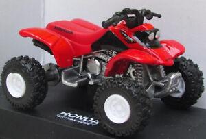 NEW06123B - Quad Of Color Red - Honda Sportrax 400EX