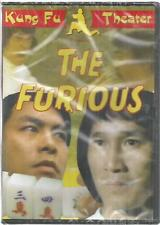 Kung Fu Theater The Furious (Dubbed In English) DVD New 2013 Bruce Le Ku Feng