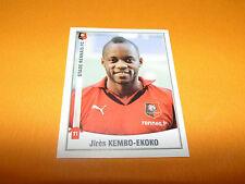 414 JIRES KEMBO-EKOKO STADE RENNES ROAZHON PANINI FOOT 2011 FOOTBALL 2010-2011