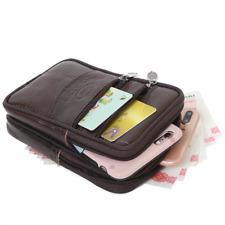 Mehrzweck-Gürteltasche Multifunktions-Tasche Handytasche Leder
