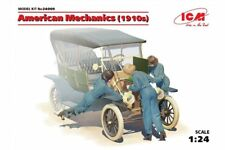 ICM 24009 1/24 American mechanics 1910s 3 Figurines – 3 figures