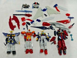 Gundam Wing Action Figure Lot .99 CENT AUCTION