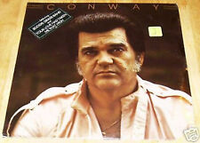 Conway Twitty CONWAY Boogie Grass Band SEALED MINT Lp FREE US SHIPPING