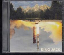 KING JACK King Jack 2013 CD SONY MUSIC HOLLAND EX ANOUK BAND MEMBERS ##