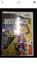 Gioco Originale Nuovo Wii Just Dance 2016