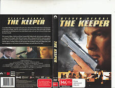 The Keeper-2009-Steven Seagal-Movie-DVD