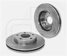2 Bremsscheiben FORD Scorpio I vorne | Vorderachse Bj. 85-94 260 mm