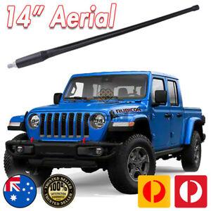 14'' Antenna For Jeep/Wrangler JK JKU JL JLU Rubicon Sahara Aerial