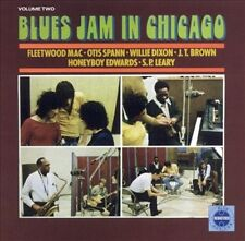 FLEETWOOD MAC - BLUES JAM IN CHICAGO V.2 [REMASTER] USED - VERY GOOD CD