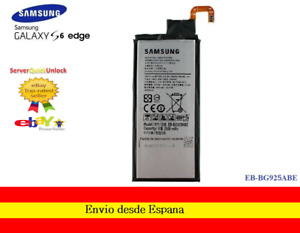 Bateria Original para Samsung Galaxy S6 Edge G925 2600 mAh