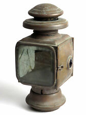 Antique Brass Atwood Castle Lantern Side Light Auto Tail  104-A Model T Ford JR