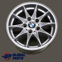 """BMW Z4 Series 1 E85 Alloy Wheel Rim 16"""" Star Spoke 104 ET:47 7J 6758189"""