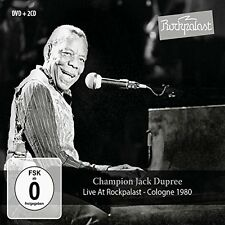 Champion Jack Dupree Live at Rockpalast Cologne 1980 - Compact Disc Region 2 F