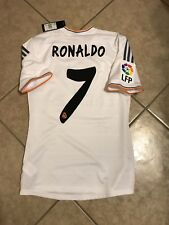 Spain Real Madrid Ronaldo Formotion Shirt Player Issue Jersey Match Unworn
