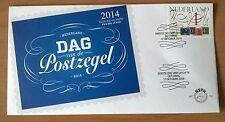 "FDC E 703 Nederland ""Dag van de postzegel"" 2014"