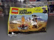 Lego Lone Ranger Tonto's Campfire 30261