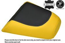 BLACK & YELLOW VINYL CUSTOM FITS YAMAHA GP 1200 800 760 97-00 REAR SEAT COVER