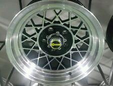 OS Hotwire 17 x 8 set 4 fit Holden HQ HJ HX HZ WB Monaro Chev Camaro Corvette