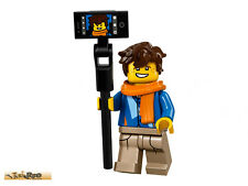 Lego Ninjago Movie Minifiguren Jay Walker 71019