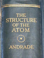 1926 ~ THE STRUCTURE OF THE ATOM ~