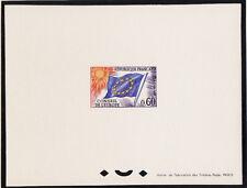 épreuve de luxe  service conseil de l'Europe 0,60  1965   num: S 34