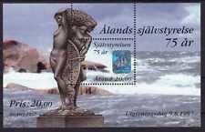 Aland ** MER. - BLOCCO N. 3 - 75 anni autonomia amministrativa delle Åland