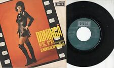 DOMINGA disco 45 giri MADE IN SPAIN Oli ole ola + Si monsieur no STAMPA SPAGNOLA