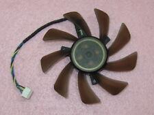 85mm ATI NVIDIA VGA Video Card Fan Replacement 39mm 4Pin FY09015H12LPA 12V 0.60A