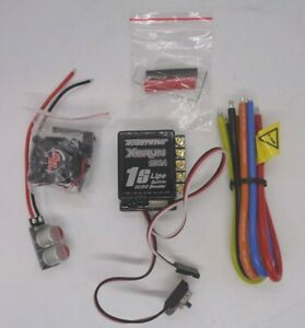 HobbyWing XERUN 120A Sensored Brushless ESC Speed Controller rc car new in box