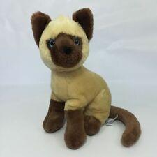 Princess Soft Toys by Melissa & Doug Sushi Siamese Cat 7526 Stuffed Animal Toy