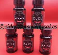 ZaZa Red Extra Strength. 5 Bottles of 15 Capsules 100% Authentic