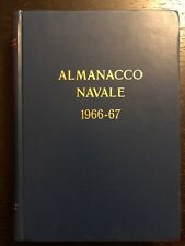 Almanacco Navale 1966-67 - Giorgerini; Nani Militaria, Marina Militare, Araldica