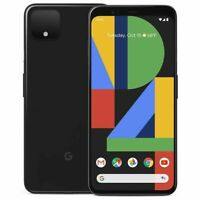 NEW Google Pixel 4 64GB Verizon T-mobile AT&T Sprint Unlocked Android Smartphone
