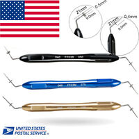 USA Dental Endo Hand Plugger NITI Tips Fill Obturation Endodontic Instrument CE