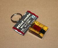 2005 Nintendo History Keychain Famicom Family Computer Disk System Console Rare