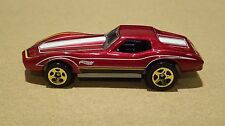 2015 Hot Wheels Corvette Stingray