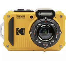 KODAK PIXPRO WPZ2 Waterproof Rugged Digital Camera Yellow #WPZ2-YL Ships Today