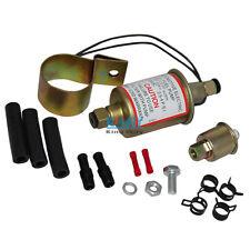 New Fuel Pump Kit Universal E8016S KD8016 Electric Gas Diesel P74029 2.5-4 PSI
