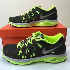 Nike Dual Fusion Run 2 Escudo Gs formadores Nuevo Para Mujer Chicas Zapato Uk 4.5 RRP £ 85