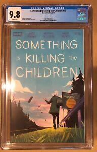 SOMETHING IS KILLING THE CHILDREN # 15 CGC 9.8