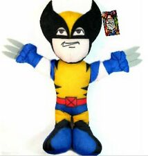 "Super Hero Squad Wolverine 20"" inches X-Men 2010 Plush Stuffed NEW W TAGS"