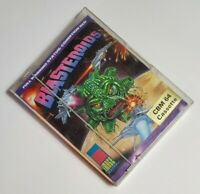 Commodore 64 Blasteroids Cassete Tape